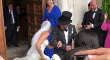 Napoli, il matrimonio di Tonelli a Cefalù
