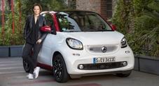 Katrin Adt, (Smart): «Tutto pronto per l'addio alla benzina. Il progetto prevedeva il full electric già vent'anni fa»