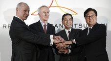 Allenza Renault-Nissan-Mitsubishi: via al dopo Ghosn con nuovo comitato e collegialità. No a poteri accentrati