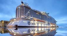 Msc, commessa da 2 miliardi a Fincantieri per quattro navi da crociera extralusso