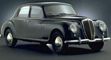 Auto storiche, una Lancia Aurelia B20 del '55 per il primo corso di restauro in GB