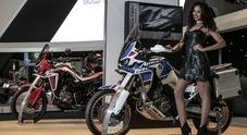Honda alza ancora l'asticella con le Africa Twin 2018 e Africa Twin Adventure Sports