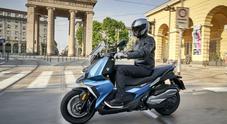 """BMW C400X, il """"piccolo"""" di casa stupisce per agilità e comfort"""
