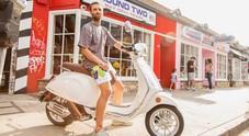 Vespa: la nuova Primavera svelata da Sean Wotherspoon, l'astro nascente della moda giovane Usa