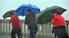 Allerta meteo Protezione civile: rischio di temporali su tutte le Marche