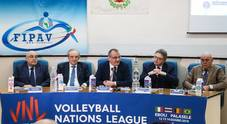​Si alza il sipario sulla Volleyball Nations League 2018 a Eboli