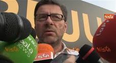 Olimpiadi 2026, Giorgetti: «Ipotesi Torino? Per il governo la questione è chiusa»