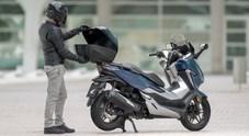 ALD e Honda, partnership per la mobilità su due ruote. Ecco il NLT per moto e scooter