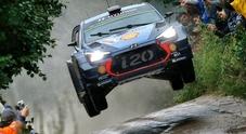 In Polonia doppietta Hyundai: Neuville precede Paddon, terzo Ogier