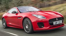 Jaguar F-Type, il piacere di guida all'inglese anche con il 4 cilindri 2 litri da 300 cv