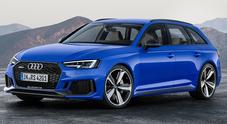 Audi RS4 Avant, la station wagon dall'anima sportiva arriva nelle concessionarie
