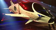 "Lexus Skyjet, l'automobile tra 700 anni nel film ""Valerian"" di Luc Besson"