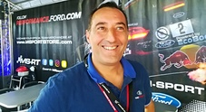 Ford Driving University, Lorenzo Marini: «É una scuola di pilotaggio unica. Partecipano tante donne»