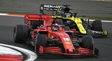 Eifel, le pagelle del GP: Leclerc , applausi oltre la rossa. Hulkenberg, precario di lusso