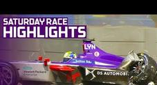 Formula E, Doppietta Audi nella gara 1 a New York E-prix, Vergne campione nella battaglia di Brooklyn
