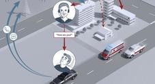 Chiamata emergenza, Sistema eCall obbligatorio da 31 marzo per auto nuove. Il 112 è allertato automaticamente