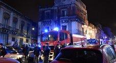 Catania, esplode un palazzo: tre morti, 2 sono vigili del fuoco