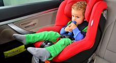 Seggiolino auto diventa anti-abbandono con un cuscino. Creato da una startup italiana