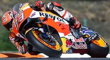 Brno, nelle libere un super Marquez precede Iannone e Lorenzo. Valentino è 5°