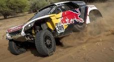 Loeb (Peugeot) vince la penultima tappa, ma Peterhansel vola verso il 13° successo