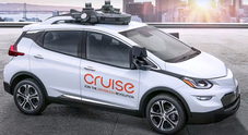 Cruise AV, niente sterzo né volante. Il nuovo modello GM nel 2019 monterà sul tetto un Lidar evoluto