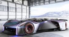 Gamescom, il team Fordzilla presenta Project P1, la prima auto da corsa virtuale