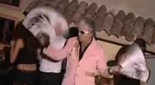 """Monte Porzio in lacrime per """"Lenny"""": lo showman trovato morto dalla badante"""