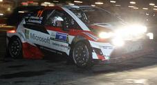 "WRC, Rally Messico: Hänninen (Toyota Yaris) in testa dopo le prime due ""specialine"""