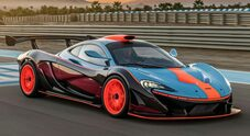 McLaren, il futuro è elettrico: in dieci anni stop ai motori termici