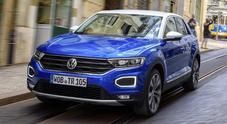 Volkswagen T-Roc lancia la sfida con un mix perfetto di performance, comfort e grande versatilità