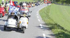 Piaggi, le Vespe invadono il Belgio: oltre duemila scooter nelle Fiandre