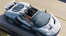 Lamborghini Centenario, c'è anche la roadster: a 20 fortunati per 2 ml di euro l'uno