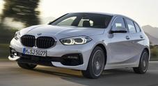 BMW Serie 1, ecco la terza generazione: aggressiva e accattivante ha la trazione anteriore