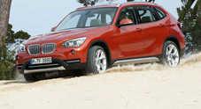 BMW X1, arriva il super diesel: più efficiente e potente