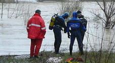 Trovato il cadavere di un uomo  incagliato sulle rive del fiume Terzo