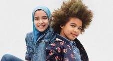 Bambina con il velo nel nuovo spot di Gap: è polemica