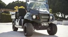 Yamaha UMX, arriva anche in versione elettrica la nuova utility golf car adatta a qualsiasi impiego