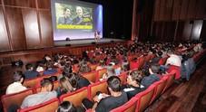 Auditorium Parco della Musica: l'evento finale di Cinema, Storia e Società (foto Paolo Caprioli/Ag.Toiati)