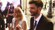 Noemi, la cantante si è sposata con il bassista Gabriele Greco