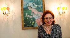 Paola Tittarelli: «Le cene del Rof? E pensare che in cucina ero un disastro»