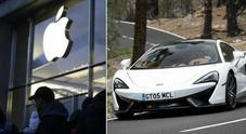 Apple tratta con la McLaren Il Ft: «Possibile acquisizione»