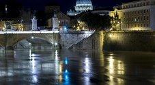 Roma, allerta per il Tevere