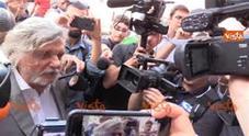 """Funerali Maria Sensi, la rabbia di Ferrero: """"Sono molto deluso, i tifosi dovevano stare qua"""""""
