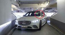 Mercedes e Bosch avviano test di parcheggio senza guidatore. Ingresso, sosta e uscita autonomi dall'Aeroporto di Stoccarda