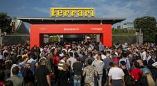 Ferrari, record di partecipanti al Family Day 2017: 18mila presenze. C'era anche Marchionne