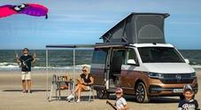 Volkswagen California, Bulli si rifà il trucco e diventa 6.1: nuovo frontale e più tecnologia