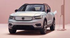 """Volvo, un 2019 da record. E a gennaio inizia l""""era"""" full electric con la nuova XC40 a zero emissioni"""