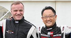 Mäkinen: «Toyota innanzitutto gareggia contro se stessa per superare i propri limiti»