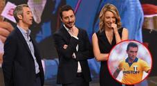 «Un motivo per non vedere Quelli che il calcio»: inquadrano Massimo Mauro e scoppia la polemica