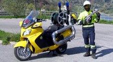 Burgman 650, lo scooter Suzuki diventa antincendio. Usato come mezzo d'emergenza contro i roghi